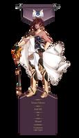 AA: Tatiana Valerius by taiwonton