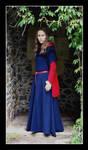 in the castle garden by Vandea