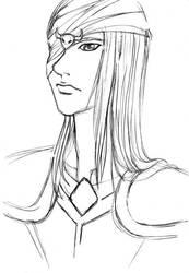 Sketch 5-Zafre by Tako-sama