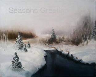 Seasons Greetings by 21stCenturyDamocles