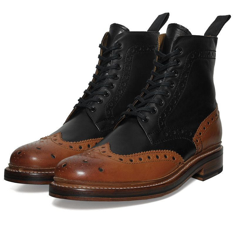 26-07-2011 Grenson Boots Large by 21stCenturyDamocles
