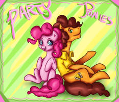 Party Ponies by Inkeed
