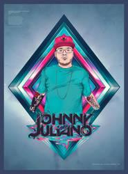 Johnny Juliano by insaneKaffeine