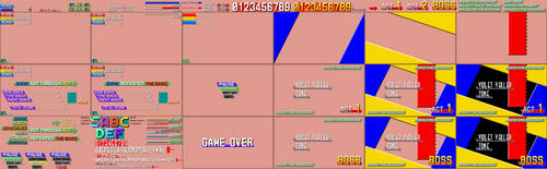 Custom Sonic HUD, Title Card, Results and More! 3 by DanielMania123