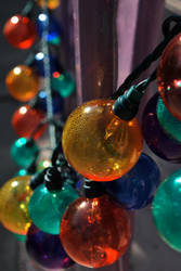 Baubles that glow by iAmLovely