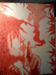 Marleyjuana by inkone37