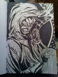 Ninja Ninja by inkone37