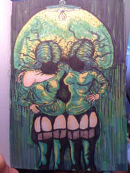 Skull Candies by inkone37