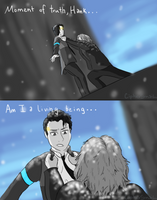 You are Connor (Page 1) by CipherSnail