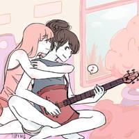 Girlfriends by iiping