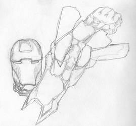 Iron-Man-Concept by IceRiser