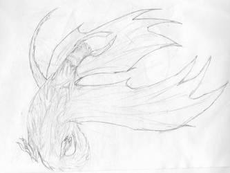 Dragon by IceRiser