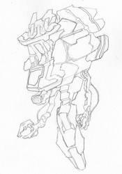 Robot by IceRiser