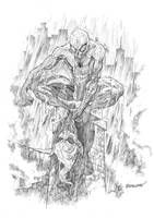 Spider-man by Reybronx