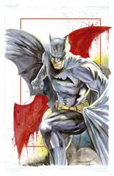 The Batman by Reybronx