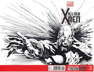 Xmen-cyclops... by Reybronx