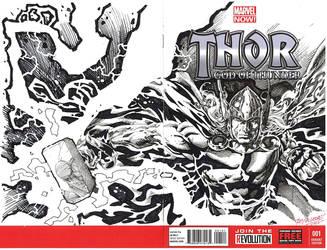 Thor by Reybronx