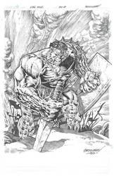 King Hulk by Reybronx