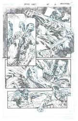 Bionic Man #24 Page 16 by Reybronx