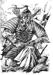 Samurai by Reybronx