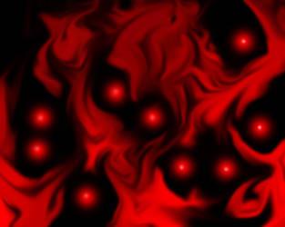 red black background thing by RyaAndersen