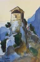 Monastery by vascku