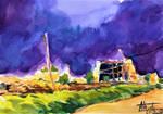 violet storm by vascku