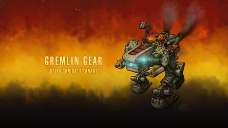 Gremlin Gear [Spiral Knights] ::Updated!:: by AzRaezel