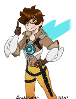 Tracer by Paradox-Shifter