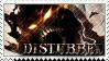 DISTURBED by caledum