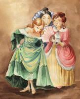 Three Sisters by asiapasek