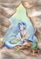 Sea Witch by asiapasek