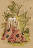 Ladybug Fairy by asiapasek