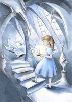 Gerda in the Palace by asiapasek