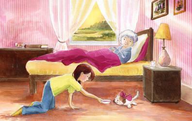 Granna Rose by asiapasek