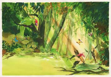 Jungle by asiapasek