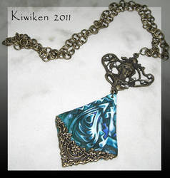 Ophelia - Necklace by Kiwiken