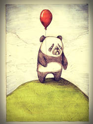 Panda by Friendermen