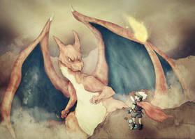 Pokemon Fable by Friendermen
