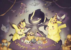 Halloween by Friendermen