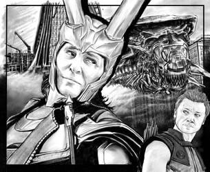Loki'd moment by M-Asami-the-szilf