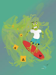 Toxicfrog by Sharktoja