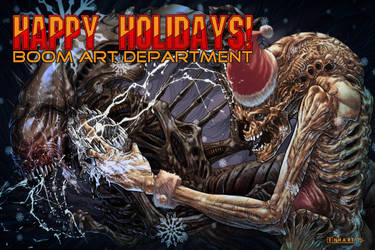 Happy Holidays! by kevinenhart