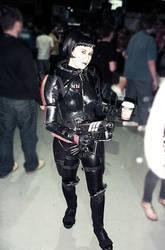 Shepard takes her coffee black by commanderholly