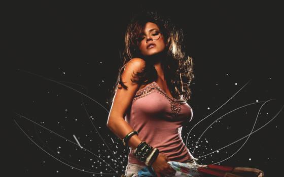 Alicia Machado by N-GanG-A