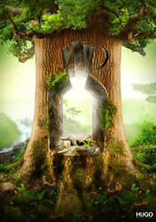 Hugo One Fragrance One Tree by marcinxp
