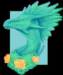 Jade by razrroth