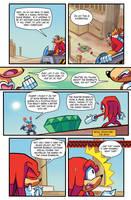 SA2 COMIC Issue 1 Page 10 by Ziggyfin