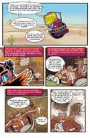 SA2 COMIC Issue 1 Page 9 by Ziggyfin