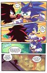 SA2 COMIC Issue 2 Page 3 by Ziggyfin